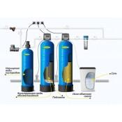 Системы очистки воды без наполнителя