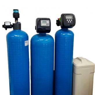 Система очистки воды произв. 0,8 (м3 /ч) с наполнителем